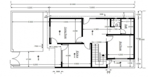 houseplan  AutoCad Civil houseplan